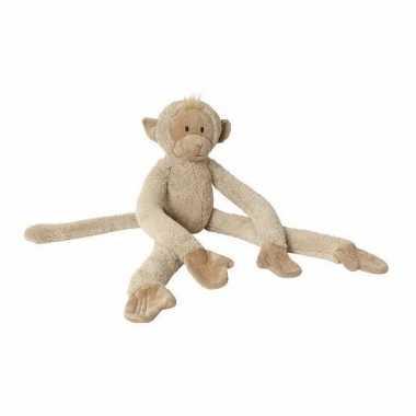 Baby  Apen knuffels beige