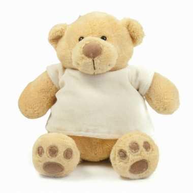 Baby  Beren pluche t-shirt knuffel