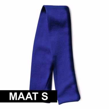 Baby blauw shawltje knuffels maat kk