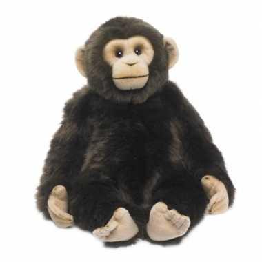 Baby chimpansee knuffels aap/apen