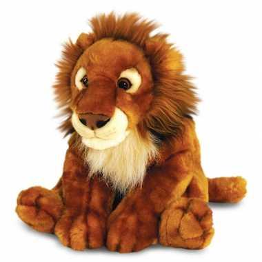 Baby grote pluche knuffel leeuw 10071934