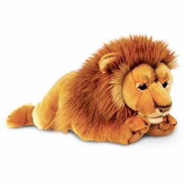 Baby  Grote pluche knuffel leeuw