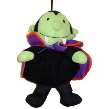 Baby halloween pluche vampier pop knuffel