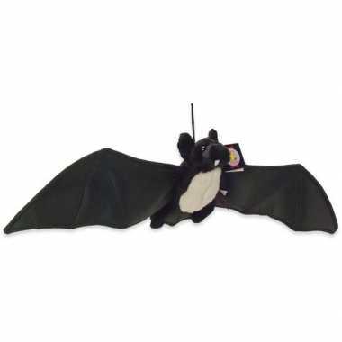 Baby hangende vleermuis zwart knuffels kopen