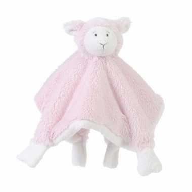 Baby happy horse roze lammetje knuffel