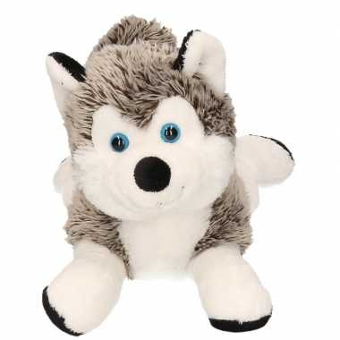 Baby hondenknuffel husky