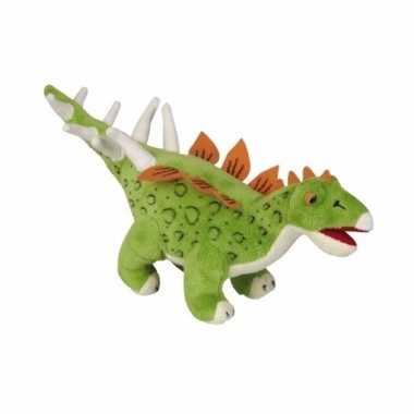 Baby kknuffeldier stegosaurus dinosaurier