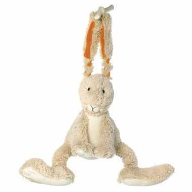 Baby knuffel muziekdoos konijn