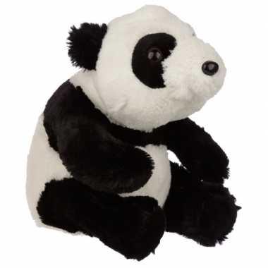 Baby knuffel panda beer deurstoppers/deurwiggen