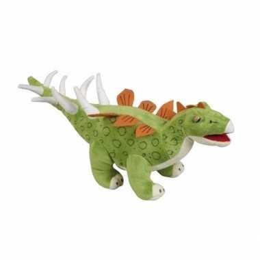 Baby knuffeldier stegosaurus dinosaurier
