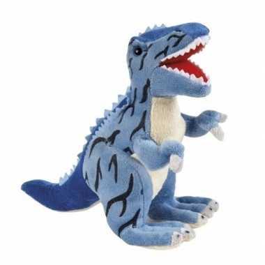 Baby knuffels t rex dinosaurier