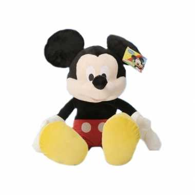 Baby mickey mouse knuffel