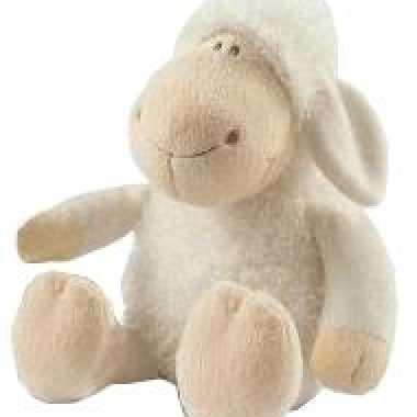 Baby  Nici witte pluche schapen knuffel
