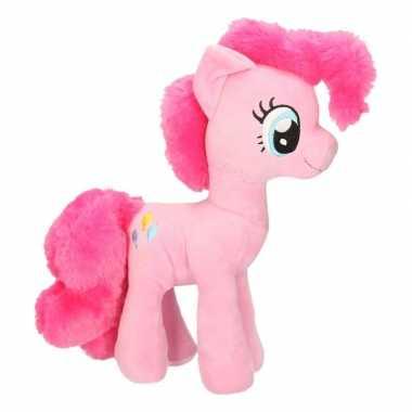 Baby paarden knuffel my little pony roze