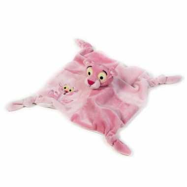 Baby pink panter tuttel babies knuffel