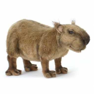Baby pluche capibara knuffeldier