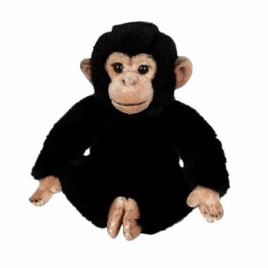 Baby pluche chimpansees knuffel