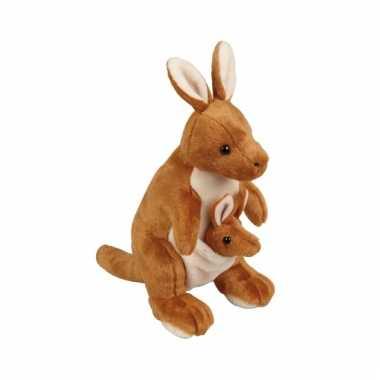 Baby  Pluche kangeroo knuffels