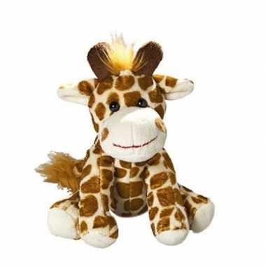 Baby pluche knuffel giraffes .
