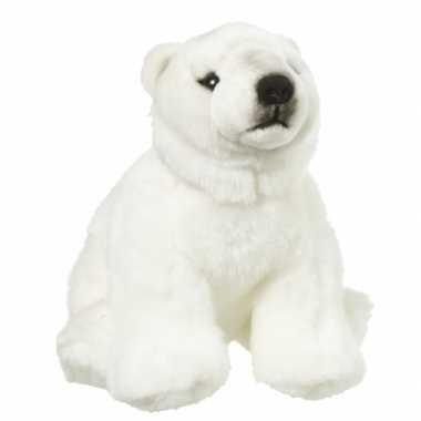 Baby  Pluche knuffel ijsbeer