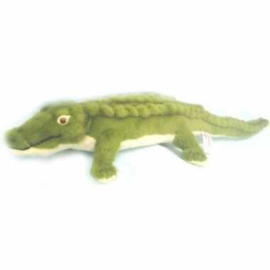 Baby  Pluche knuffel krokodil