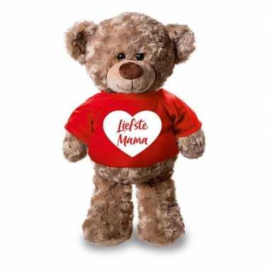 Baby pluche knuffel teddybeer