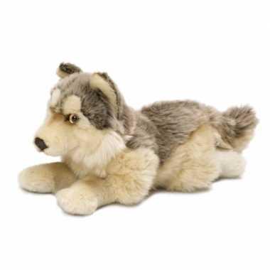 Baby  Pluche knuffel wolfje