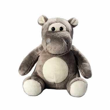 Baby pluche nijlpaard knuffel