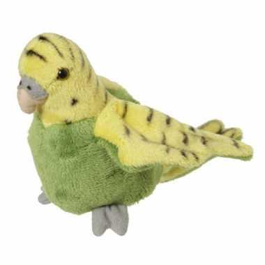 Baby  Pluche Parkiet knuffel