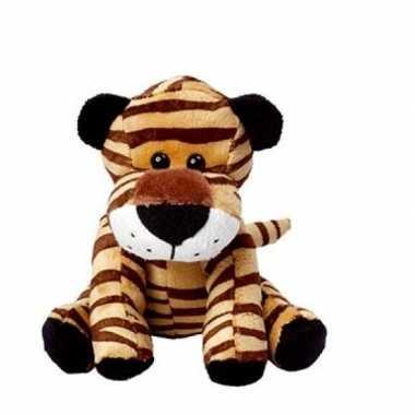 Baby pluche tijger knuffel