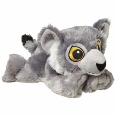 Baby pluche wolven knuffel