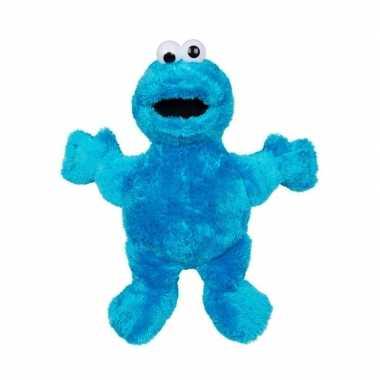 Baby sesamstraat pluche knuffel koekiemonster speelgoed