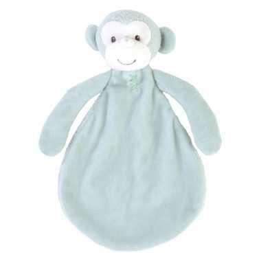 Baby speelgoed apen knuffeldoekje marlo