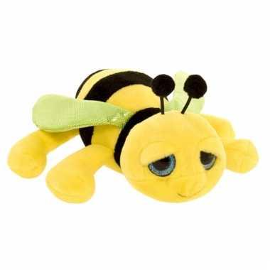Baby speelgoed bijen knuffel 10082517