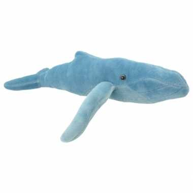 Baby speelgoed bultrug walvis knuffel