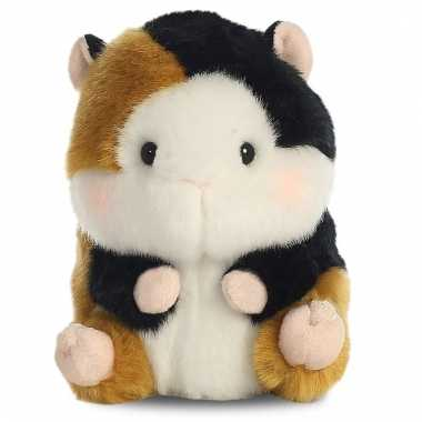 Baby speelgoed cavia knuffel