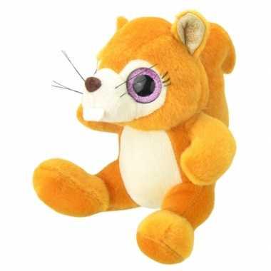 Baby speelgoed eekhoorn knuffel