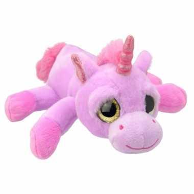 Baby speelgoed eenhoorn knuffel 10082537