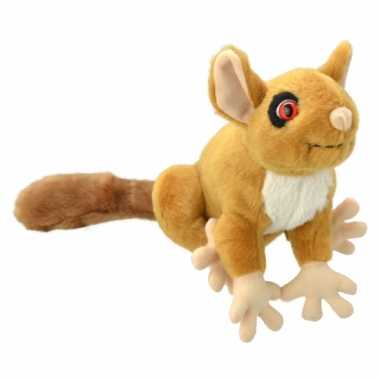 Baby speelgoed galago knuffel