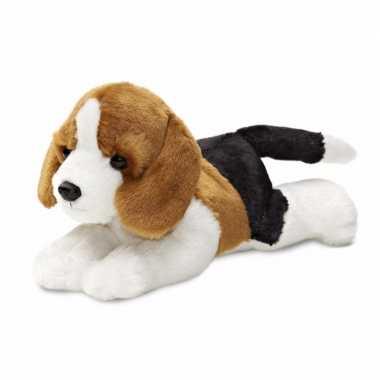 Baby speelgoed honden knuffel beagle