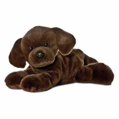 Baby speelgoed honden knuffel labrador