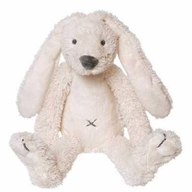 Baby speelgoed ivoren konijnen knuffel richie