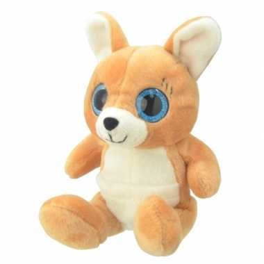 Baby speelgoed kangoeroe knuffel