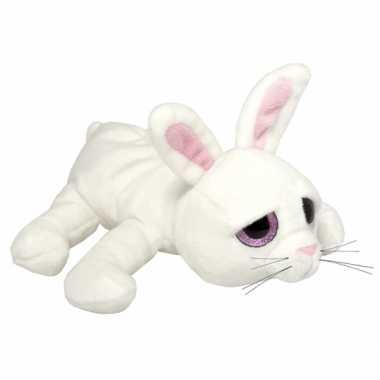 Baby speelgoed konijn knuffel 10082534