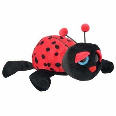 Baby speelgoed lieveheersbeestje knuffel 10082519