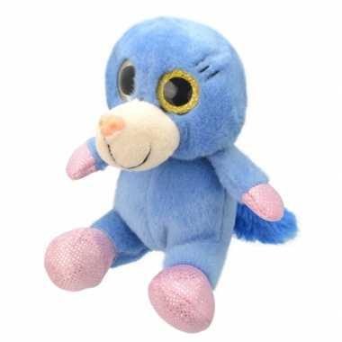 Baby speelgoed mol knuffel