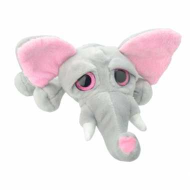 Baby speelgoed olifant knuffel