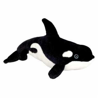Baby speelgoed orka knuffel