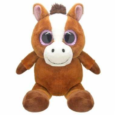 Baby speelgoed paard knuffel