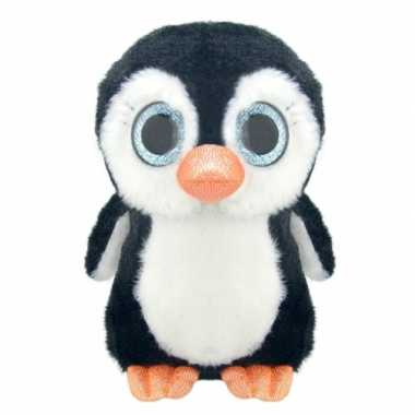 Baby speelgoed pinguin knuffel